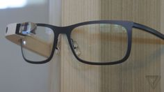 Just shy of a year after the Google Glass Explorer edition started arriving on early adopters' doorsteps, Google is announcing a way for people who need prescription glasses to use it. The company...