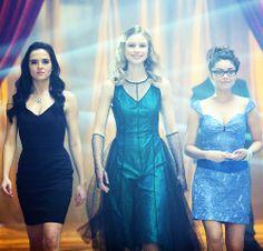 Rose, Lissa, and Natalie.