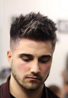22 Textured Spikes Hairstyles for Men 2018 2019 Haircuts for men, Medium hair styles, Cool Hairstyles 2019 Exclusively Perfe. Mens Spiked Hairstyles, Mens Hairstyles 2018, Popular Mens Hairstyles, Cool Hairstyles For Men, Popular Haircuts, Vintage Hairstyles, Homecoming Hairstyles, Party Hairstyles, Wedding Hairstyles