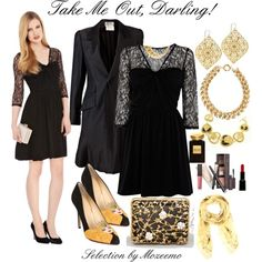 """Take Me Out, Darling!"" by mozeemo on Polyvore"