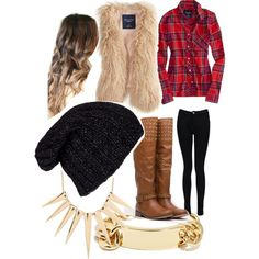 My winter outfit