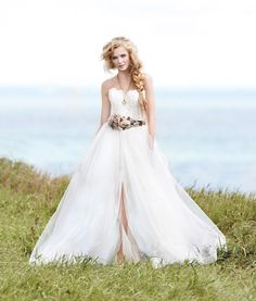 Wedding Gown Fashion: Here to Eternity | Bridal and Wedding Planning Resource for Wisconsin Weddings | Wisconsin Bride Magazine