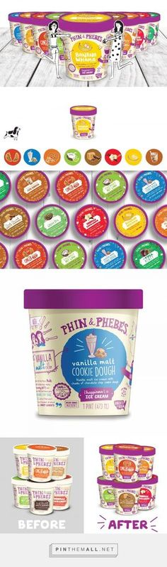 Phin & Phebes  - Packaging of the World - Creative Package Design Gallery - http://www.packagingoftheworld.com/2016/12/phin-phebes.html