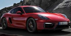 2015 Porsche Cayman GTS: 3.4 Liter Boxer 6 with 340 Horsepower. 0 to 60 mph in 4.6 seconds. Top Speed of 177 mph.