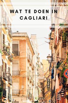 Tips en bezienswaardigheden in Cagliari, de culinaire hoofdstad van Sardinië Travel Tips, Food Travel, Sardinia, Destinations, Dutch, Greece, Travel Photography, Road Trip, To Go
