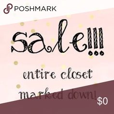 Everything Marked Down! HUGE SALE! Anthropologie, Free People, Juicy Couture, Calvin Klein, Ralph Lauren, Badgley Mischka, Cole Haan, Muse, Hand made Boho Festival attire, WHBM, and many more! Anthropologie Tops