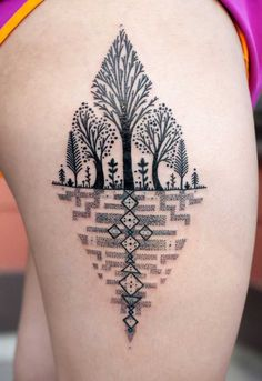 Share Tweet Pin Mail From majestic redwoods to picturesque cherry blossoms, trees have long been a popular tattoo choice among both men and women. There's ...