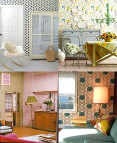 i'd live in any of these rooms!: ultimate modage style