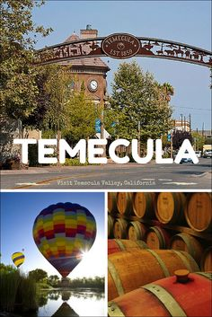 Visiting San Diego? Take a day or two to visit Temecula Valley, California. Get travel tips and more at This Mama Cooks! On a Diet