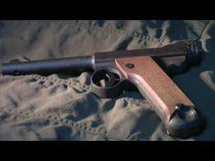 十四年式拳銃(Japanese Nambu Type 14 pistol )ゴム銃