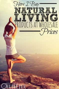 Natural living products at Wholelsale Prices. Score! Just saved about $200 on cleaners, skin care and food! Great find! Thank you! #frugal Frugal Living Tips
