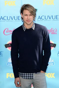 Chord Overstreet at the 2013 Teen Choice Awards