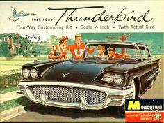1958 Monogram model