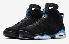 Official Images: Air Jordan 6 UNC