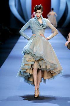 Dior - Haute couture - Printemps-été 2011