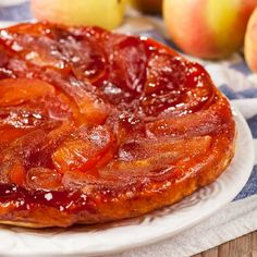 Tarte TatinThe Tarte Tatin is basically an upside down fruit tart with puff pastry. It is simple to assemble and bake and can easily take some of the wildest variations some can think of (carrots? no problem! check the Tips and Tricks at the end of recipe!) Check the Tarte Tatin recipe below, complete with...