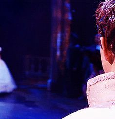Cinderella on Broadway; Laura Osnes and Santino Fontana