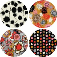 pretty coasters w/ CoasterStone now available!