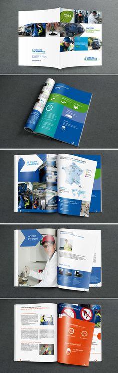 Chimirec - Réalisation complète du rapport de Développement Durable 2014 :Conception générale, maquette graphique, rédactionnel. L'équipe de novelus comprend 3 concepteurs-rédacteurs chargés de produire des contenus rédactionnels. Ils peuvent accompagner nos clients pour la réalisation de tout type de document, web ou print.