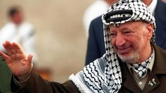 Yasser Arafat was commemorated in