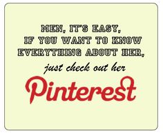 Just check out her Pinterest ;)