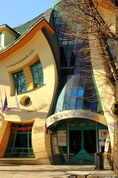 Crooked House Sopot