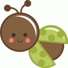 View Design #61858: baby ladybug