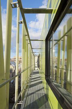 New Accommodation Facility for Alzheimer's / Philippon-Kalt