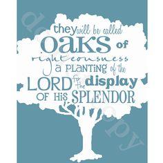 Isaiah 61:3 #bible #life #quotes #inspiration #inspirational