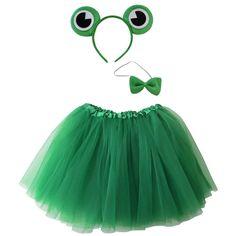 Adult, Plus, or Extra Plus Size Frog Tutu Costume Toddler Costumes, Adult Costumes, Costumes For Women, Green Costumes, Tutu Costumes, Animal Halloween Costumes, Scarecrow Costume, Tutu Size Chart, Frog Costume