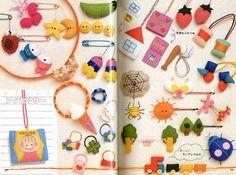 little felt crafts