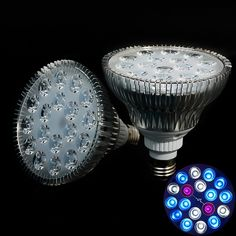 led grow light led plant growing lamp Green house to promote the plant grow and flower Grow Light Bulbs, Grow Lights For Plants, Led Grow Lights, Led Aquarium Lighting, Outdoor Lighting, Marine Aquarium, Led Lamp, Fish Tank, Coral