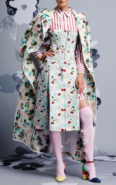 Thom Browne Resort 2015 Trunkshow Look 1 on Moda Operandi