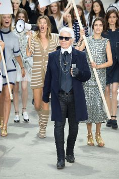 Chanel - SS15 Paris