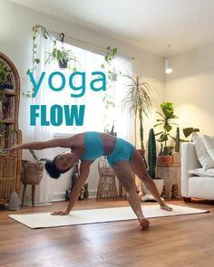 Hard Yoga Poses, Cool Yoga Poses, 30 Day Yoga, Yoga Breathing, Yoga Motivation, Yoga For Flexibility, Morning Yoga, Yoga Lifestyle, Yoga Videos
