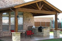 Covered Patio Plans Do It Yourself