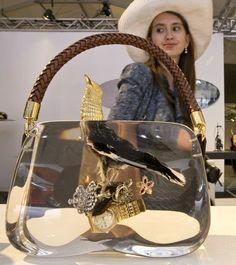 ted noten bags   ... Bird Bag\u0026quot; by artist Atelier Ted Noten in the Ornamentum