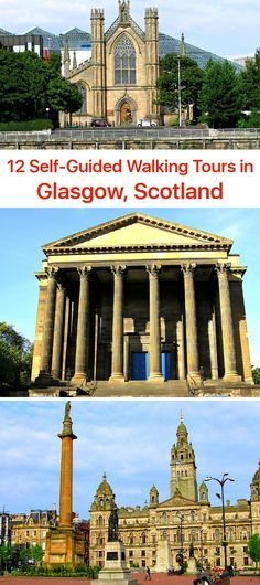 The largest city of Scotland, Glasgow came to affluence in the 18th-20th-centuries on the back of its trade and shipbuilding activity.  A rich legacy from that period is the city's marvelous Victorian and art nouveau architecture. Glasgow's art scene is just as rich – the city hosts a number of prominent art institutions, such as the Scottish Opera, Scottish Ballet and National Theatre of Scotland.