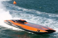 2014 Champion offshore race boats