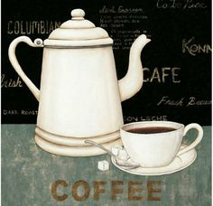 Coffee (David Carter Brown)