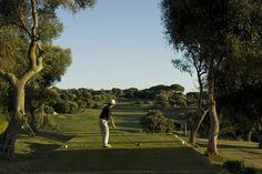 Fin de semana de #golf en Montenmedio (Vejer de la Frontera, #Cádiz)