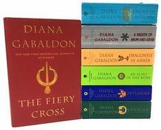 Lot 7 Outlander Series 1-7 Book Set by Diana Gabaldon Paperback  | eBay