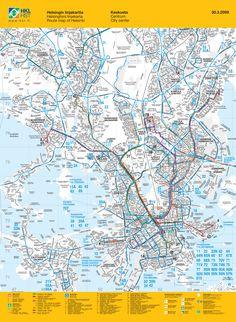 Helsinki Road Map