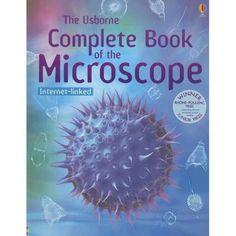 AmScope Complete Book of the Microscope
