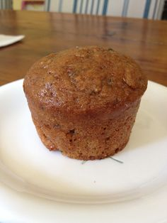 Sara Snow's Gluten-Free Coconut Zucchini Muffins | Coconut Oil Cooking