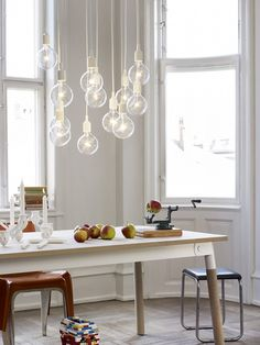 Lighting. Pendants