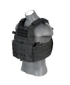 Lancer Tactical CA-311 Plate Carrier Vest - Botach