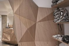 iuter by shape + space / milan