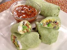 Breakfast Burrito #recipe from WLUK FOX 11 Living with Amy Hanten. #recipes #video