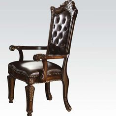 Acme Furniture - Vendome Arm Chairs (Set of 2) - 60004